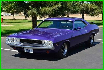 1970 Dodge Challenger SE Restored 1970 Dodge Challenger SE 383/727 Mopar PS PDB Posi New Paint AC