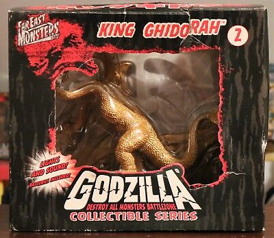 Godzilla King Ghidorah Series 2 Limited Edition Far East Monsters 2008
