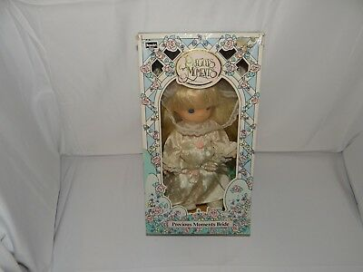 Precious Moments Bride Doll By Rose Art New In Box