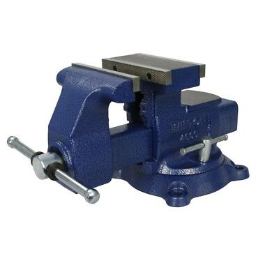 "Wilton 14600 Reversible Mechanics Vise 6-1/2"" Jaw with Swivel Base"