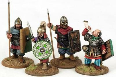 Gripping Beast Byzantine Rus & Slavs Mini Varjazi Command Pack MINT