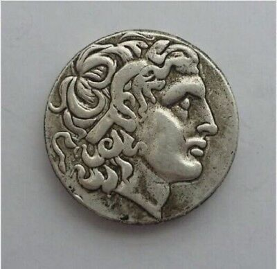 Ancient Alexander III the Great 336-323 BC Silver Drachm Coins