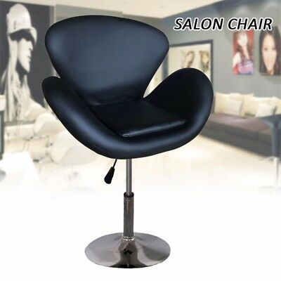 Leather Beauty Styling Hairdressing Spa Salon Stool Barber Chair Adjustable Cool