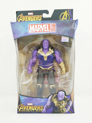 Avengers Infinity War Thanos Action Figure New In Box 18cm