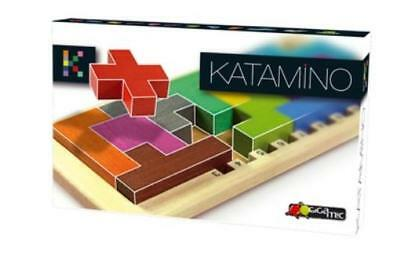 GIGamic Boardgame Katamino (2016 Edition) Box SW