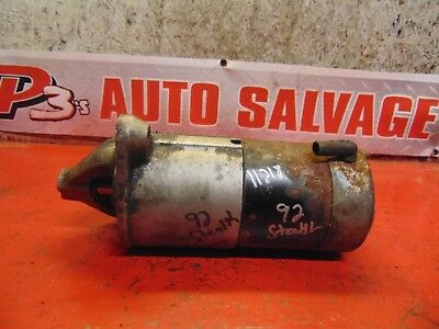 91 93 92 Dodge Stealth 3.0 oem engine starter