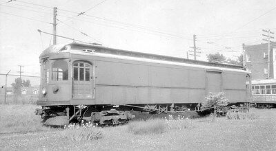 Negative - Lehigh Valley Transit Electric Express Motor No. C-15