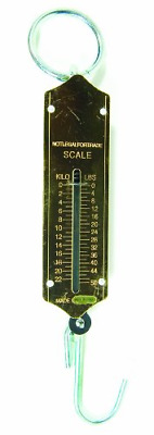Eagle Claw Spring Scale, 50-Pound
