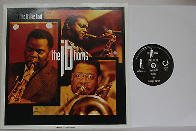 The JB Horns ‎– I Like It Like That - LP 1993 D- Soulciety Records