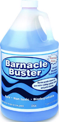 Trac Ecological Barnacle Buster Marine Growth Remover Ready to Use 1 Gallon