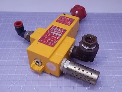 Numatics VT30N06Y Slo Start Lockout Valve T127347