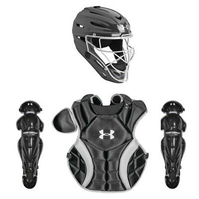 Under Armour PTH Victory Series Catching Kit Youth - UACKCC2-YVS - Black