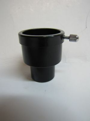 "1.25"" to .965"" Plastic Telescope Eyepiece Adapter 1.25"" EP in .965"" Scope NEW!"