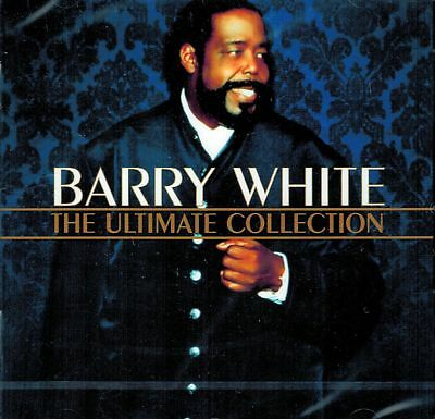 MUSIK-CD NEU/OVP - Barry White - The Ultimate Collection