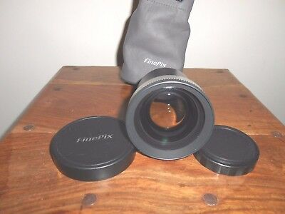 FUJIFILM FINEPIX WIDE CONVERSION LENS 0.79x(Ref:pp511)