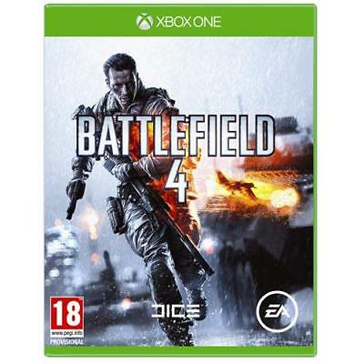 Battlefield 4 XBox One - Brand NEW Game SEALED PAL UK