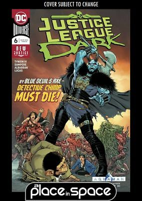 Justice League Dark, Vol. 2 #6A (Wk50)