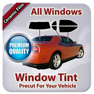 Precut Ceramic Window Tint For Lincoln Zephyr 2006-2006 (All Windows CER)