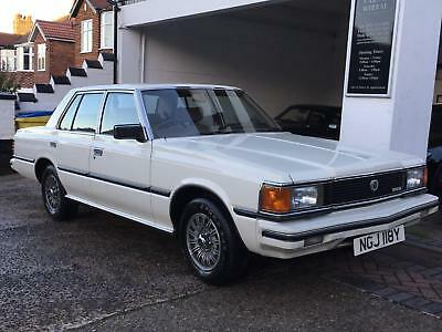 1983 Toyota Crown Super Saloon 2.8i Automatic MS112 - JUST 45,000 MILES