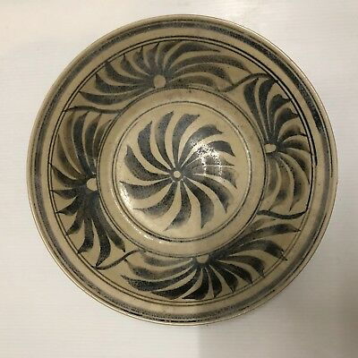 Antique Thai Lanna Kingdom /  Sukhothai  Charger Plate