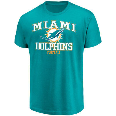 Miami Dolphins Licenced 'Greatness' NFL Short Sleeve T shirt