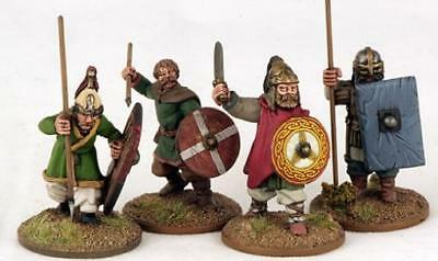 Gripping Beast Byzantine Rus & Slavs Mini Rus Warriors #2 Pack MINT