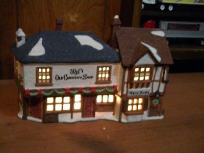 Dept 56 Dickens Village Series The Old Curiosity Shop 59056 RETIRED in box
