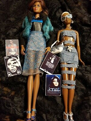 2 doll lot:  Integrity Fashion Royalty