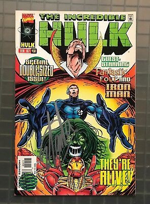 Stan Lee Signed THE INCREDIBLE HULK #97 Marvel Comics AUTO w/ Hologram