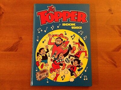 THE TOPPER BOOK 1992 Annual