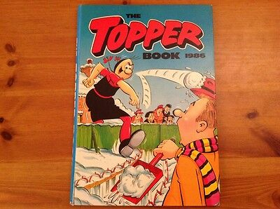 THE TOPPER BOOK 1986 Annual