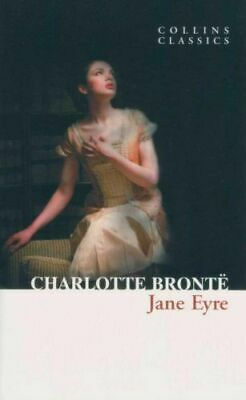 NEW Jane Eyre By Charlotte Bronte Paperback Free Shipping