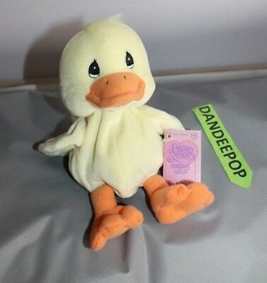Enesco Tender Tails Duck Stuffed Animal 382515 With Tag