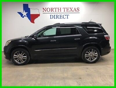 2011 GMC Acadia Denali AWD GPS Navi Backup Camera Sunroof Leather 2011 Denali AWD GPS Navi Backup Camera Sunroof Leather  Used 3.6L V6 24V SUV