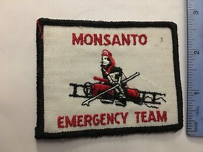 Monsanto Industrial Fire Department Style 2