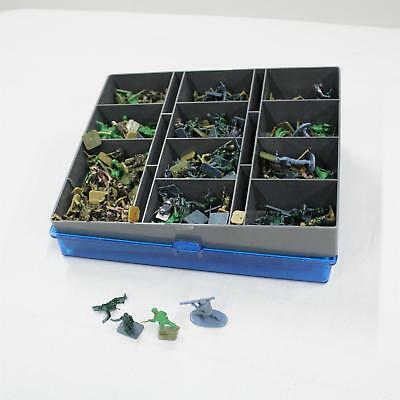 """Lesney Products Vintage 1"""" or 2.5cm Toy Soldier Collection 100s of Figures #454"""