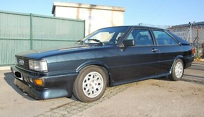 YOUNGTIMER   AUDI COUPE GT 5E  85 KE2 1983   Phase 1