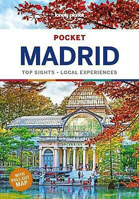 Lonely Planet Pocket Madrid by Lonely Planet Paperback Book Free Shipping!
