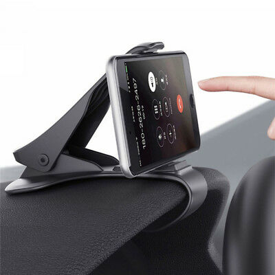 UNIVERSAL CAR MOBILE PHONE SAT NAV PDA GPS HOLDER Dashboard Mount Phone Stand