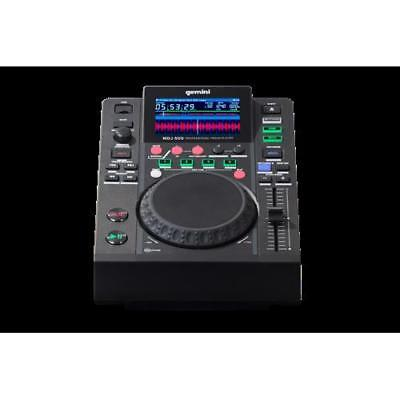 Gemini Mdj500 Media Player Lettore Mp3 Professionale Usb Per Dj