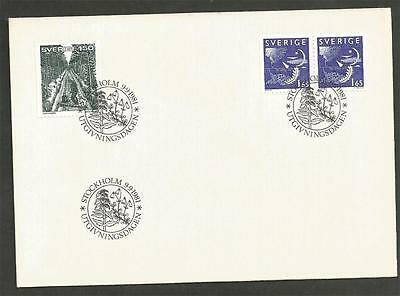 SWEDEN - 1981 Guest of Reality AND NIGHT AND DAY -  F.D. COVER.