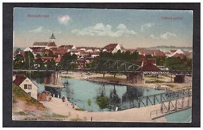 Tschechien = Celkovy pohled. = Postcard, unused.