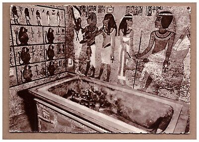 Ägypten = Thebes - Burial Chambre in Tut Ankh Amons Tombs =