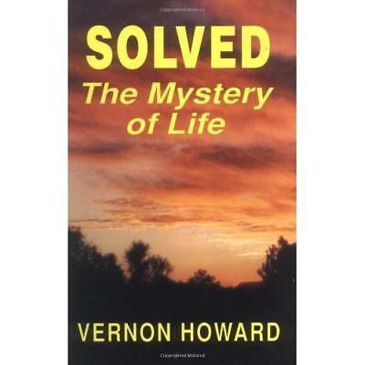 Solved, the Mystery of Life - Paperback NEW Howard, Vernon 1995-12