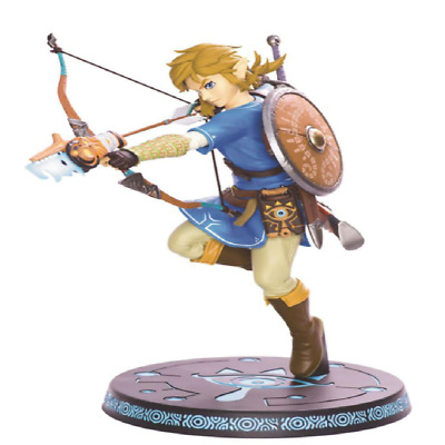 Dark Horse Deluxe F4F The Legend of Zelda Breath of the Wild Link Figure Statue