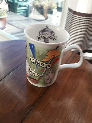 Golf Mug Roy Kirkham