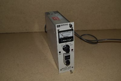Bertan Assoc Inc Model 313A Dc Power Supply 0-3000V Nim Bin Plug In (Tp185)