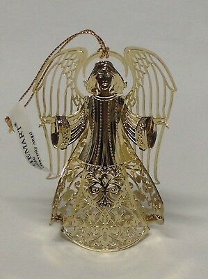 """""""New in Box"""" ChemArt/Handcrafted in America""""Heavenly Angel Ornament""""52050"""