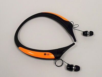 efff7033fb2 GENUINE LG Tone Active HBS-850 Wireless Neckband Headset ORANGE headphones  OEM