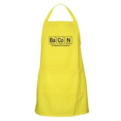 CafePress Bacon Apron Full Length Cooking Apron (1212620644)